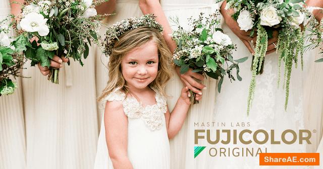Fujicolor Original LUTs - Mastin-Labs 2018