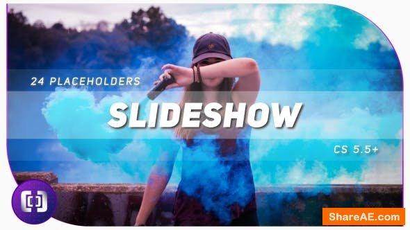 Videohive Fast Slideshow 20184605
