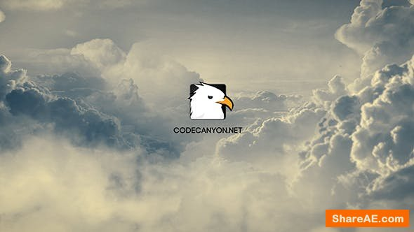 Videohive Clouds Logo 15024437