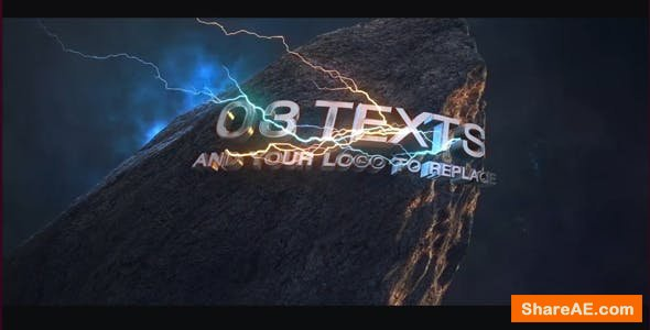Videohive Energy Intro Logo - Element 3D