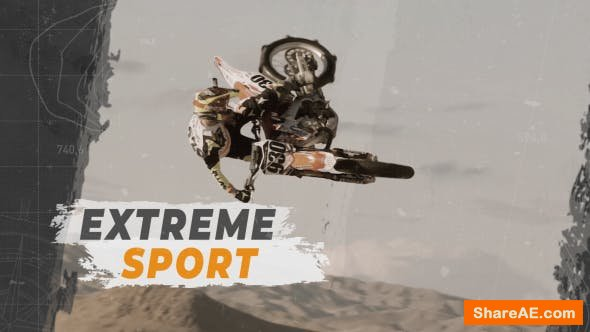 Videohive Extreme Sport 21522354