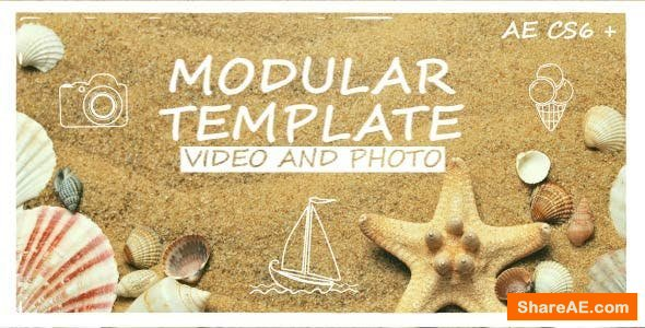 Videohive Summer Slideshow 17170518