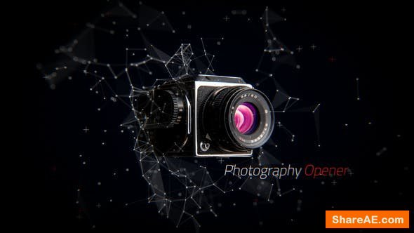 Videohive Photography Opener