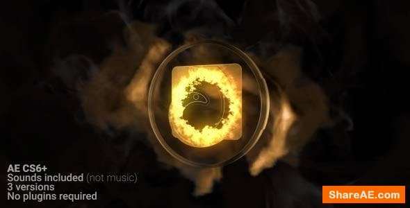 Videohive Dark Sands Logo