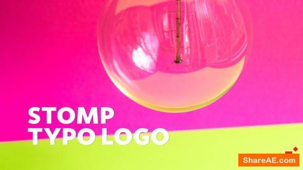 Videohive Typo Logo