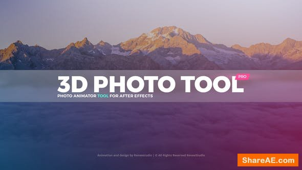 3D Photo Tool - Videohive