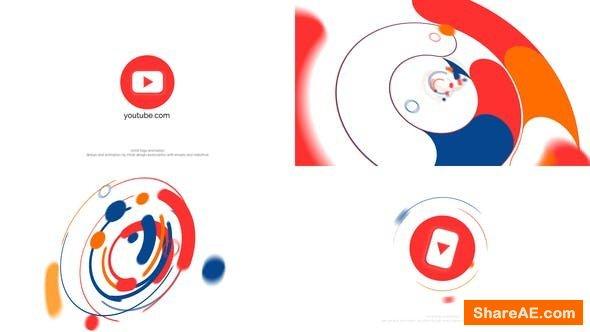 Videohive Circle Logo Reveals