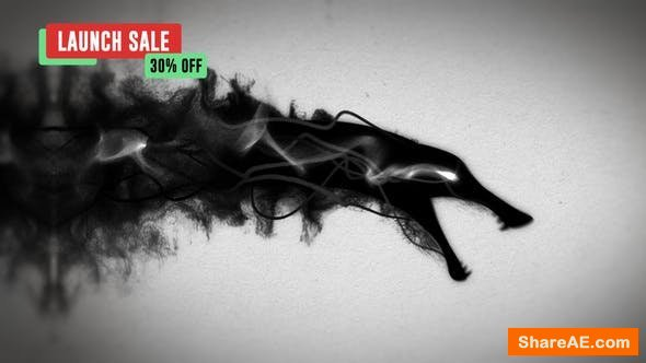 Videohive Ink Dragon Reveal