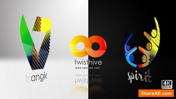 Videohive Simple Logo Reveal 1