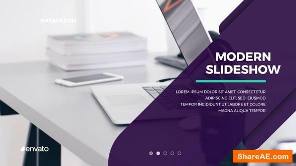 Videohive Modern Slideshow 22176593