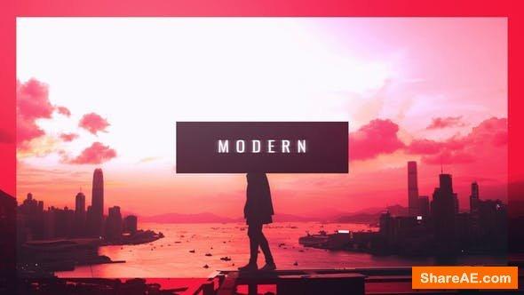 Videohive Modern Opener 22003623