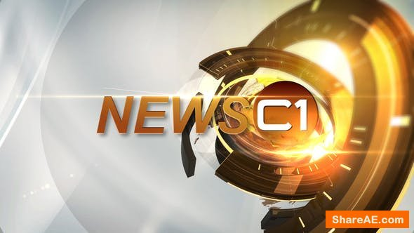 Videohive News Opener 21387493