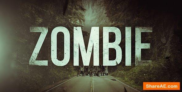 Videohive Zombie Opener