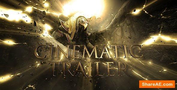 Videohive Cinematic Trailer 4