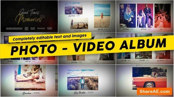 Memories - Photo Video Album