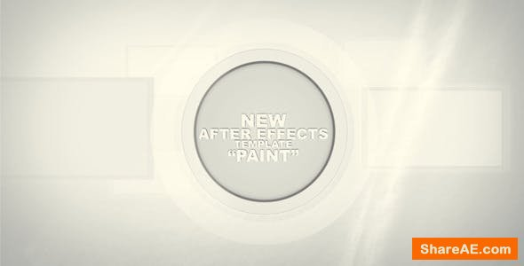 Videohive Paint