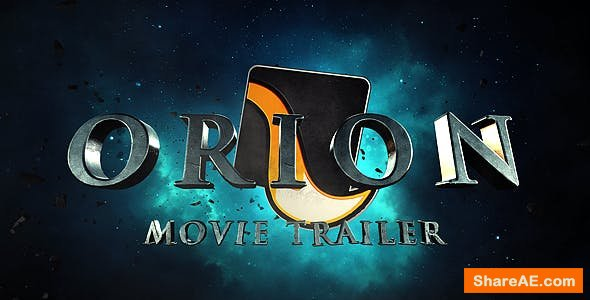 Videohive Action Trailer 21278429