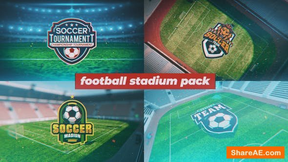 Videohive Football Stadium Package
