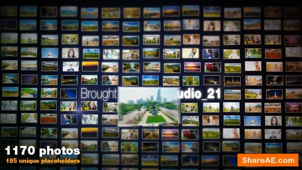 Videohive Photo Collection - Intro Movie Teaser