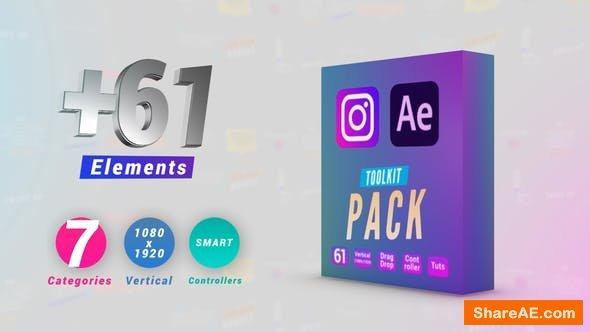 Videohive Instagram Toolkit Pack