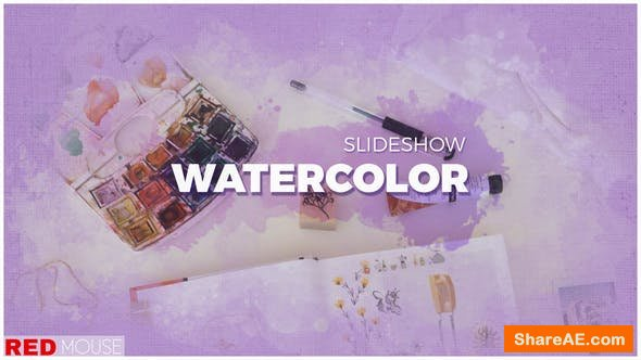 Videohive Watercolor
