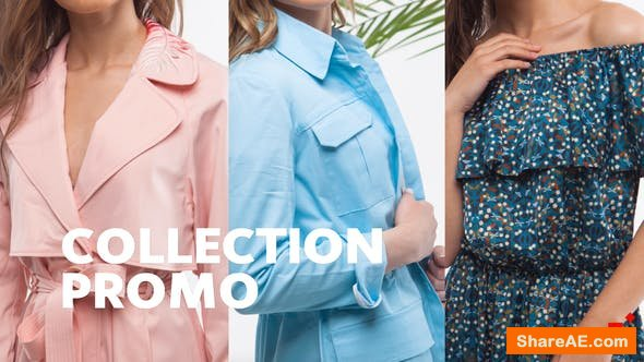 Videohive Fashion Brand // New Collection Promo