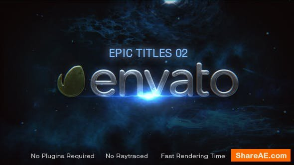 Videohive Epic Titles 02