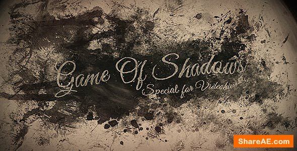 Videohive Game Of Shadows