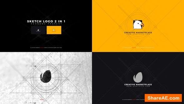 Videohive Sketch Logo 23320414