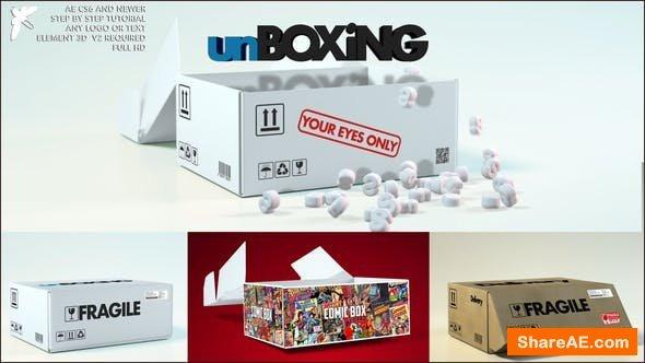 Videohive Box logo