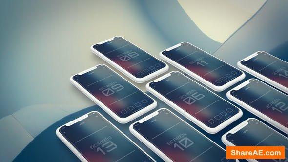 Videohive Mobile App Promo | UI Prsentation v.2