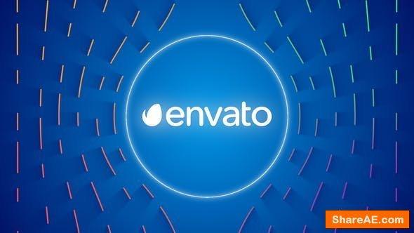Videohive Multicolor Logo