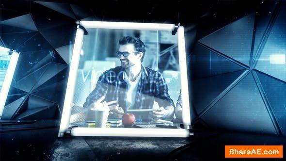 Videohive Neon Showcase