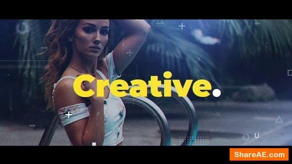 Videohive Fast Creative Slideshow