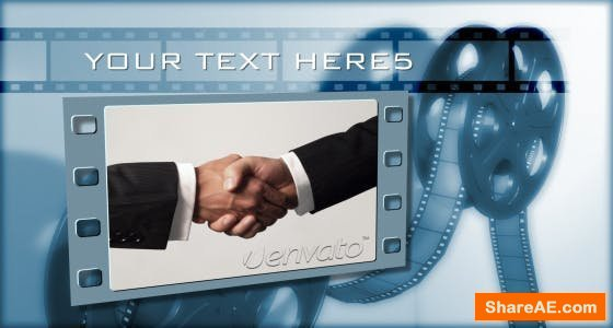 Videohive Film Strip Project