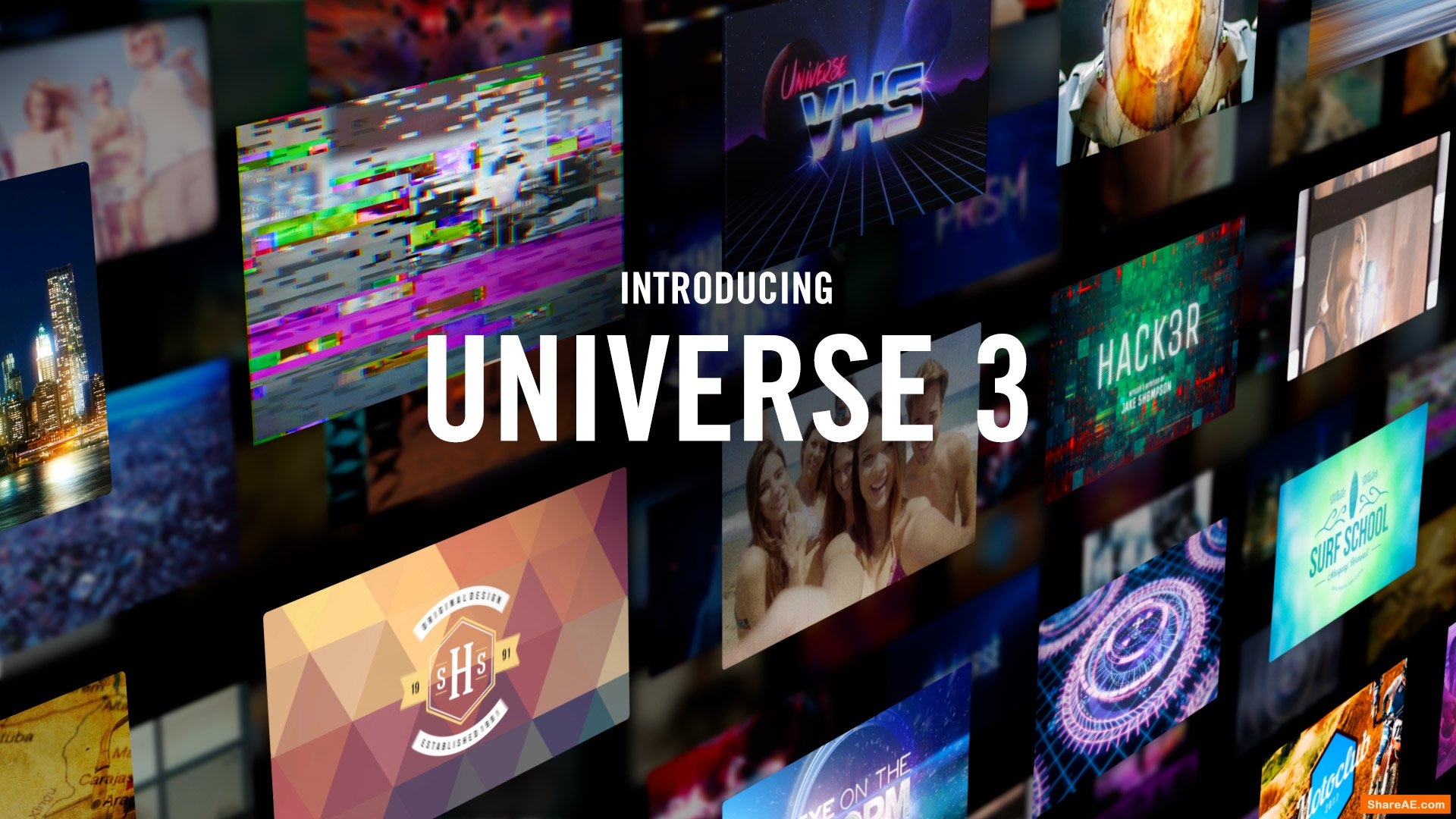Red Giant Universe 3.0.2 [Full] For After Effects & Premiere Pro