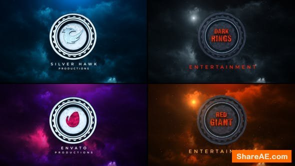 Videohive Cinematic 3D Logo / Title Opener