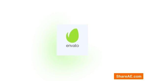 Videohive Clean Box Logo