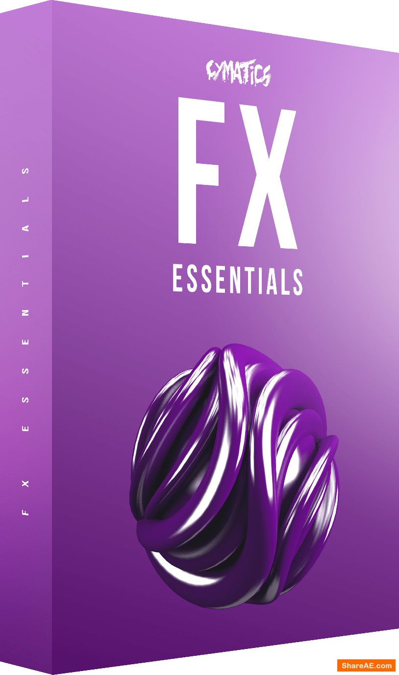 FX Essentials WAV - Cymatics