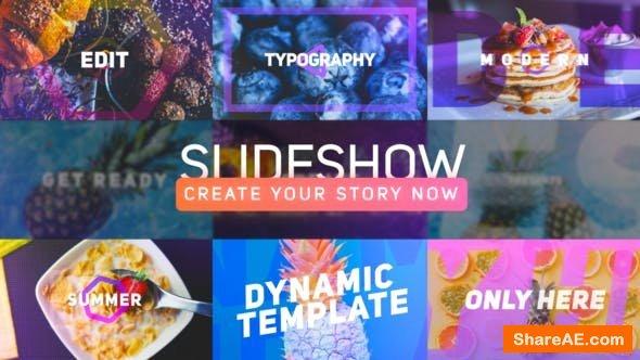Videohive Slideshow 22043803