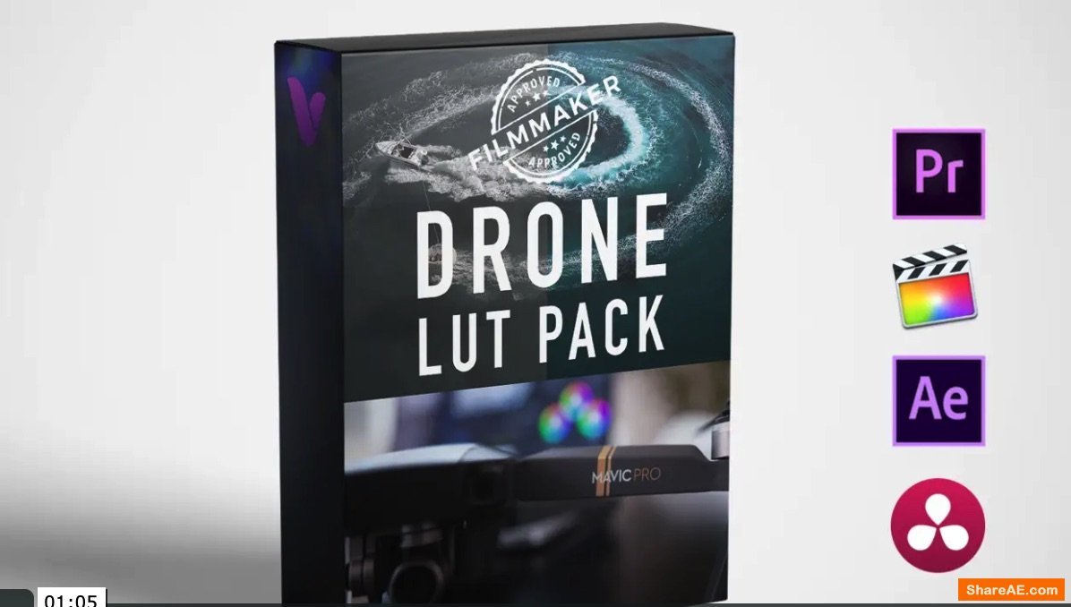 Drone Luts - (Flycam) Luts - Vamify