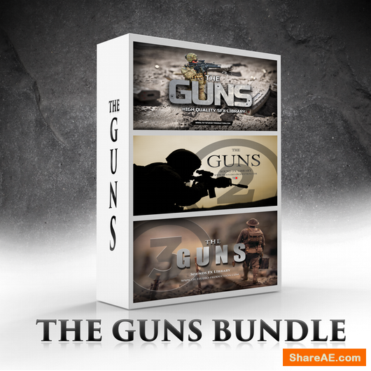 The Guns Bundle - TH Studio Production