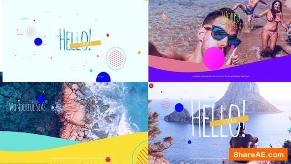 Videohive Summer Opener V2