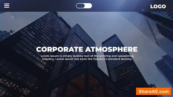Videohive Corporate Ambient