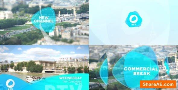 Videohive Broadcast Slideshow