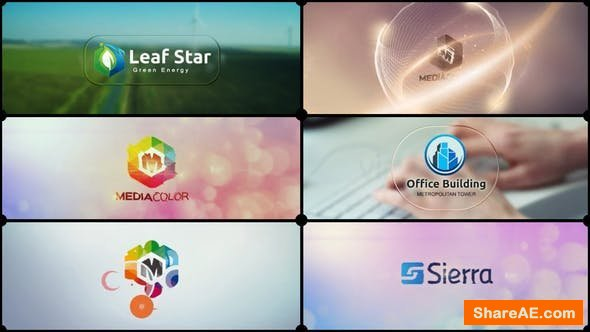 Videohive Clean Corporate Logo 10887105