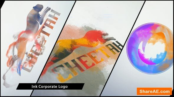 Videohive Ink Corporate Logo