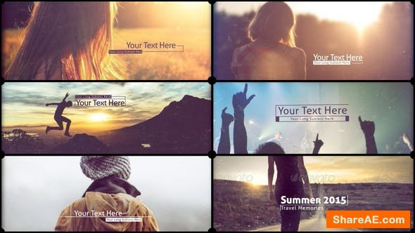 Videohive Projector Slideshow