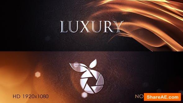 Videohive Luxury Logo Intro