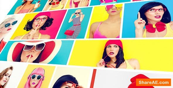 Videohive Minimal Art Slideshow